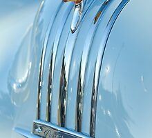 1948 Pontiac Hood Ornament 3 by Jill Reger