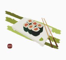 sushi time by Alejandro Durán Fuentes