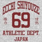 ECCHI SHIYOUZE ATHLETIC by GUS3141592