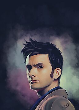 David Tennant by KanaHyde