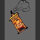 Anti Vamp Spray by Rainer Steinke