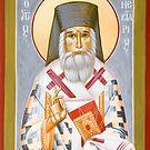 St Nektarios of Aigina III by ikonographics
