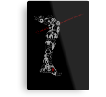 Arrow To The Tee - Skyrim Metal Print