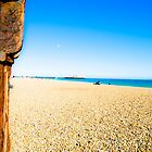 Brighton Beach by Megas