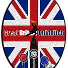 Great Britain Quidditch by IN3004