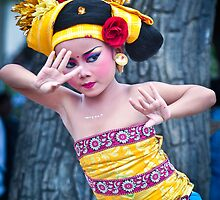 Balinese Junior by Santonius
