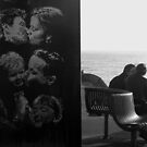Kissing Couples, Brighton by KUJO-Photo