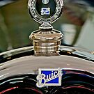1926 Buick Boyce Motometer Hood Ornament and Emblem by Jill Reger