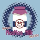 Delicious MooMoo Milk! by fourblackbirds