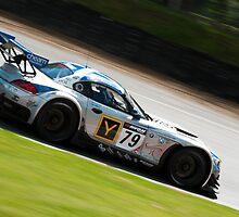 British GT - BMW Z4 GT3 by Philip Clarke