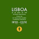 Lisbon iPhone Case by 8teen88
