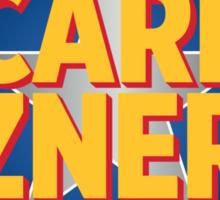 Carlzner Sticker