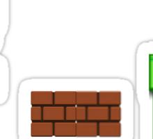 MarioScene Sticker