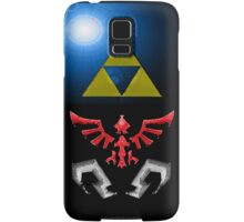 iPhone/iPad Shield- Hylian theme Samsung Galaxy Case/Skin
