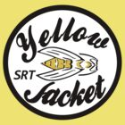 Yellow Jacket Challenger Logo by No17Apparel