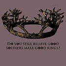 A Good King by atlasspecter