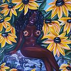 """""""Black-Eye Susan""""  by Yesi Casanova"""