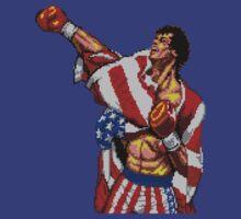 Rocky 8 (bit) by loogyhead