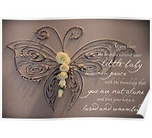 Memory Box Card for Baby Poster