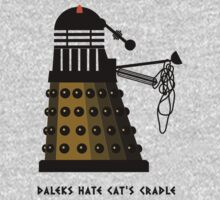 Daleks Hate Cat's Cradle T-Shirt