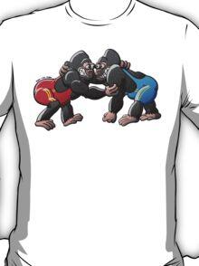 Olympic Wrestling Gorillas T-Shirt
