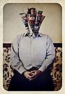 Still Life with The Faceless Man by Adriana Glackin