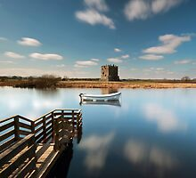 Threave Castle by Grant Glendinning