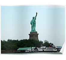 Statue Cruises Poster