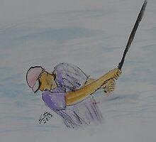 """The Swing""  by Carter L. Shepard by echoesofheaven"