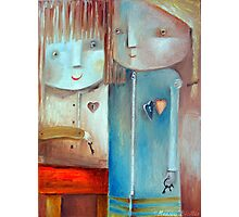Friend From The Heart Photographic Print