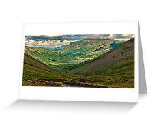 Kirkstone Pass Greeting Card