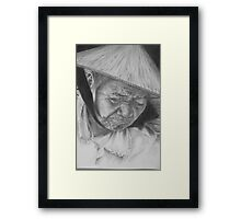 homeless 2 Framed Print