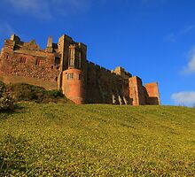 Bamburgh Castle by Paul Bettison