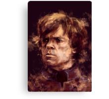 Tyrion Canvas Print