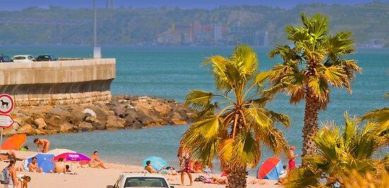 sunny beach by terezadelpilar~ art & architecture