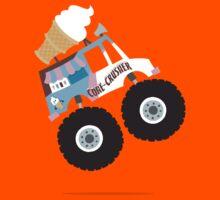 Ice Cream Monster Truck by copywriter