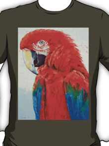 Crimson Macaw T-Shirt