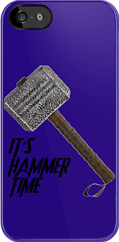 Thor - Hammer Time by gemzi-ox
