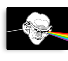 The Worst Pink Floyd / Star Trek Pun Ever Canvas Print