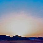 WADI RUM DESERT SUNRISE by runda