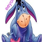 eeyore Iphone case by Number1Design