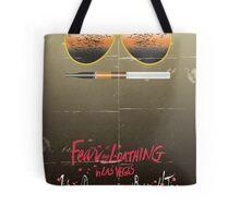 Minimalist Fear amd Loathing  Tote Bag