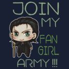 Loki Chibi: Joins my fangirl Army by morigirl