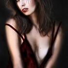Night, the most beautiful woman by Kagara