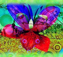 Blütentraum by Roland Richter