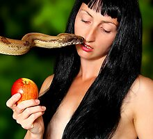 Serpent's caress into temptation by thermosoflask