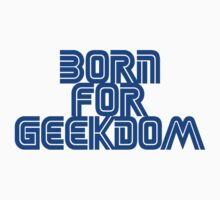 Born For Geekdom - SEGA by PaulRoberts