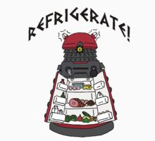 dalek -refrigerate by jammywho21