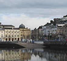 Torquay Harbour 11th June 2012 by Jennifer O'Shea