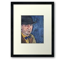 The Saga of Victor Framed Print